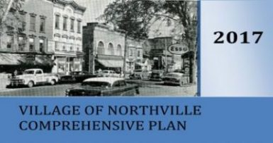 Village of Northville Comprehensive Plan